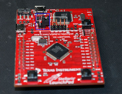 LM4F120 LaunchPad