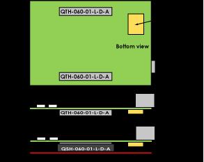 SX-Card3 子基板作成の注意