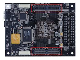 SX-Card3のハンダ面