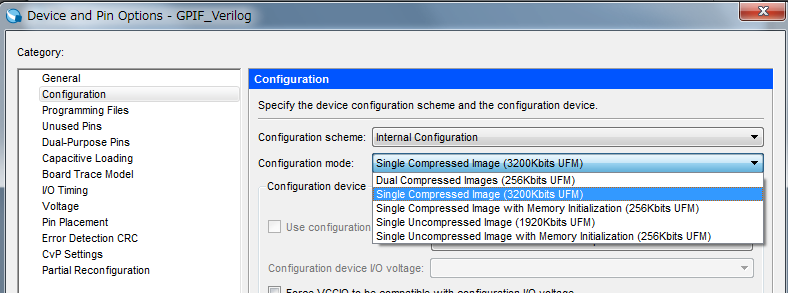 MAX10をQuartusでコンパイルする際の注意点 - Smart-USB Plus