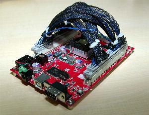 SX-USB2 DINコネクタ 速度測定